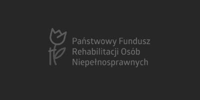 PFRON logotyp