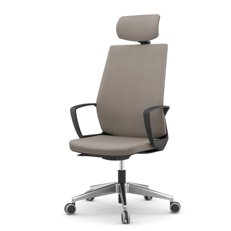 krzesło biurowe tapicerowane