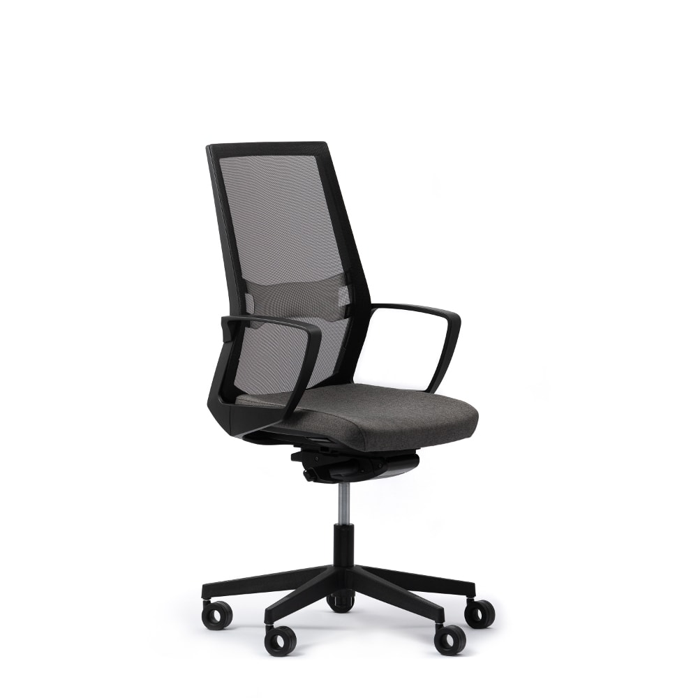 krzesło obrotowe siatka