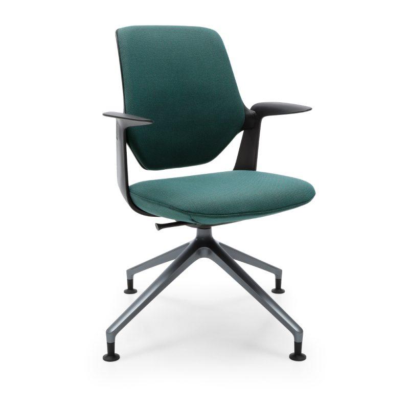 krzesło tapicerowane konferencyjne